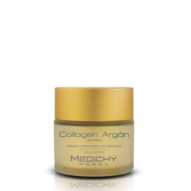 collagen crema argan medichy model
