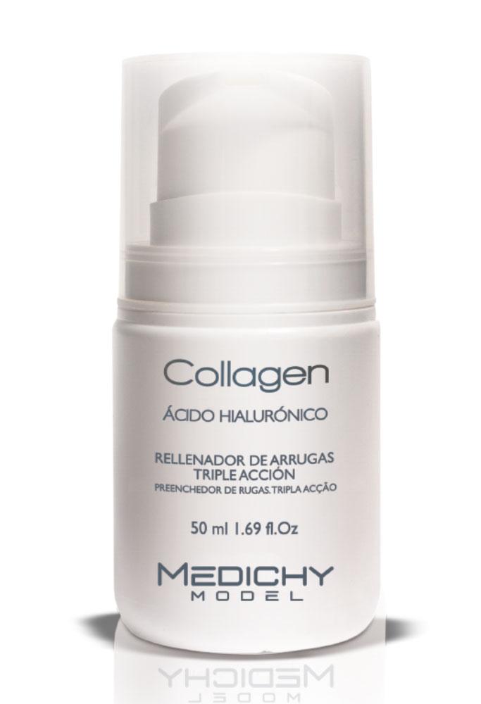 collagen acido hialuronico medichy model