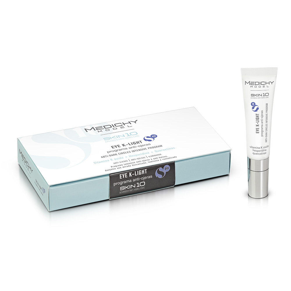 EYE K-LIGHT S10 PROGRAMA INTENSIVO ANTI-OJERAS DE SKIN10 MEDICHY MODEL