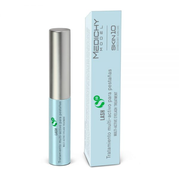 LASH S10 tratamiento multi-activo para pestañas de SKIN10 MEDICHY MODEL